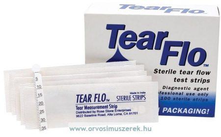 MDT TearFlo 100 - Schirmer teszt 100db/doboz