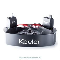 KEELER K-LED II lupé világítás rendszer