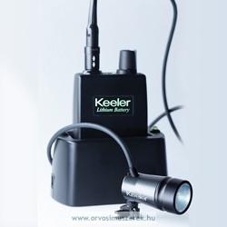 KEELER K-LED II hordozható lupé világítás rendszer