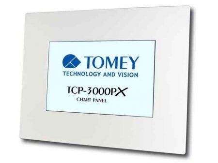 """TOMEY TCP-3000PX Vízuspanel 24"""" Polarizált ábrákkal heterofória vizsgálattal"""
