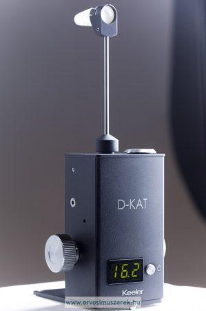 D KAT T - KEELER digitális applanációs tonométer