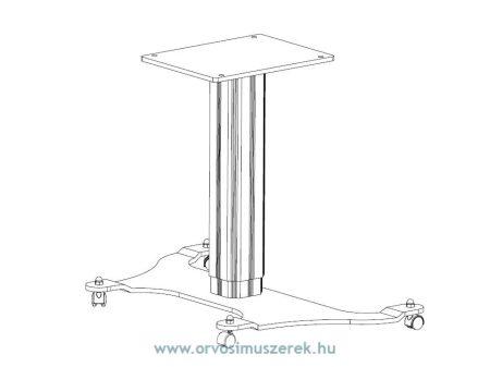 KEELER elektromos asztal réslámpához