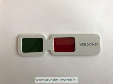 Vörös-zöld szemüveg