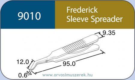 LABTICIAN 9010 Frederick Szilikon Szalag feszítő 0,6mm x 12,0mm x 9,35mm x 95,0mm