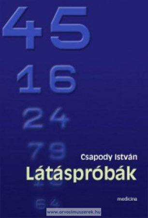 Csapody István: Látáspróbák - 9. kiadás