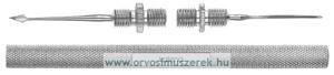 KATENA K2-4600  SPUD & GOUGE REVERSIBLE HDL