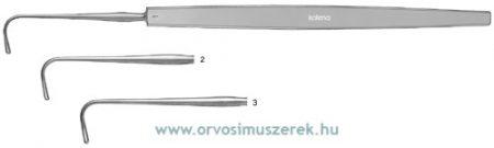 KATENA K3-6720  GRAEFE MUSCLE HOOK #2