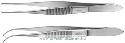 KATENA K5-4110  TISSUE FORCEPS DEL 1X2 CVD