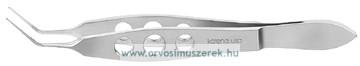 KATENA K5-5081 Utrata Capsulorrhexis Csipesz, rozsdamentes acél