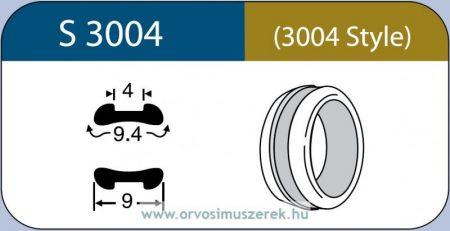 LABTICIAN S3004 Retina Implantátum - Abroncs alakú Konkáv Szilikon 4,0mm x 9,4mm x 9,0mm 5db/doboz - 3004 Style