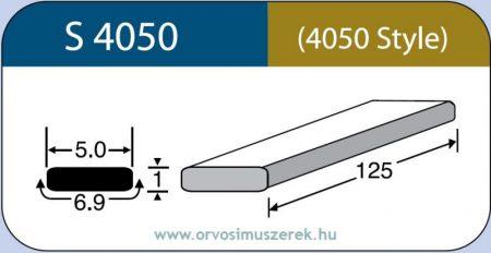 LABTICIAN S4050 Retina Implantátum - Szilikon szalag 1,0mm x 5,0mm x 6,9 x 125,0mm 5db/doboz - 4050 Style