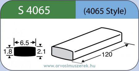 LABTICIAN S4065 Retina Implantátum - Széles Szilikon szalag 1,8mm x 2,1mm x 6,5 x 120,0mm 5db/doboz - 4065 Style