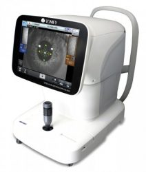 Endotél sejtszámláló - spekulár mikroszkóp